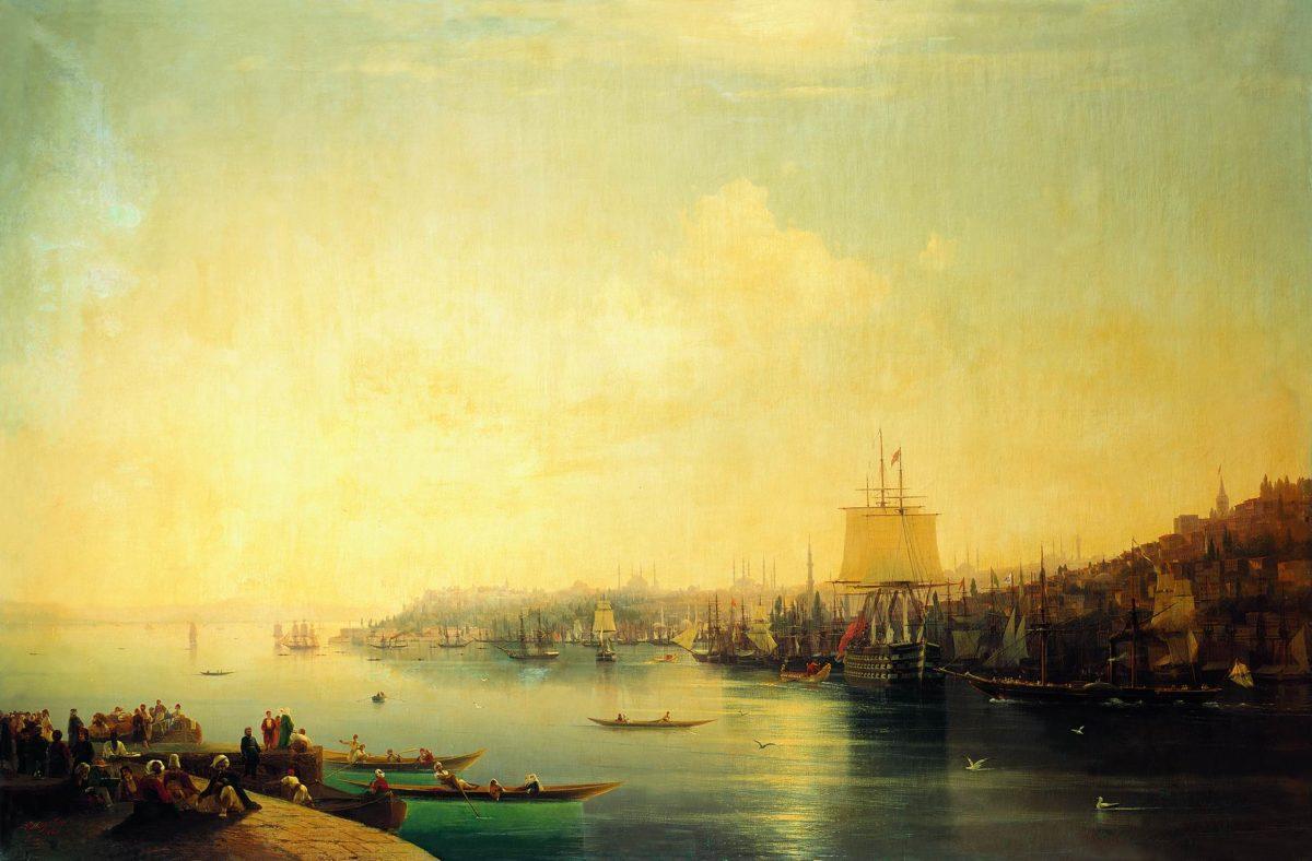 Vid-Konstantinopolya.-1849